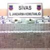 Sivas'ta 10 Bin Paket Kaçak Sigara Ele geçirildi