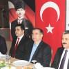 Bakan Yılmaz Sivas'ta