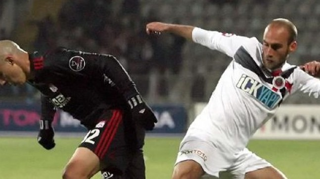 Sivasspor-Gençlerbirliği: 1-1