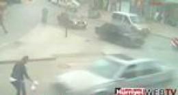 Sivas mobeselere yansıyan trafik kazaları