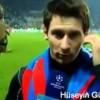 Messi'den Sivaslı röportajı