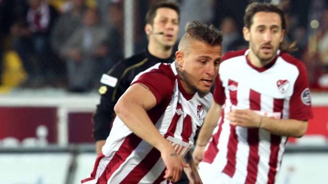 Sivasspor'un son transferi Aydın Karabulut