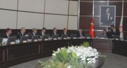"""Bakan Yılmaz Başkanlığında """"Sivas"""" Konuşuluyor"""