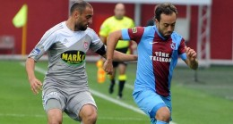 Trabzonspor'a Yiğido çelmesi! 0-0