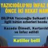 Muhsin Yazıcıoğlu kazada ölmedi infaz edildi.!