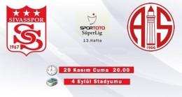 Antalyaspor ile 13. kez