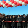 Kurt Deresi  Vadi Parkı 1. etap açılışı gerçekleştirildi