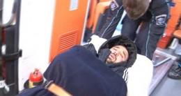 Ümit KURT hastaneye kaldırıldı