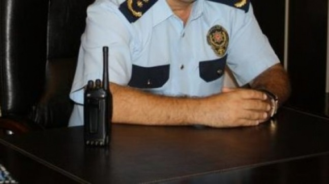 Sivas'ta İstihbarat Şube Müdürü Görevden Alındı