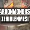 Yaşlı çift karbonmonoksit kurbanı