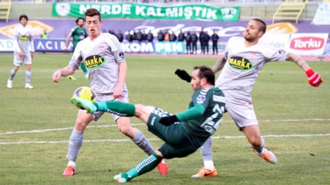 Sivasspor'a yakışmadı 3-0