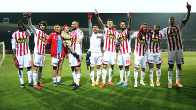 Sivasspor 2-0 Fenerbahçe