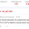 Mecnun Başkandan UEFA açıklaması