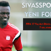 Sivasspor'a Nijeryalı golcü