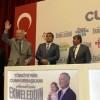 Ekmeleddin İhsanoğlu Sivas'ta