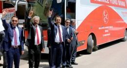 """""""İthal adaylarla değil Sivas'ın öz evlatlarıyla seçime gidiyoruz"""""""