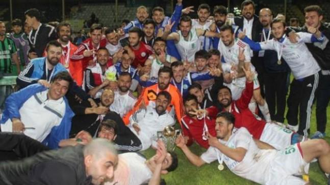 Ve Sivas 4 Eylül Belediyespor 2. lig'de