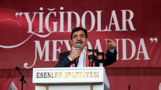 İstanbul'da 'Yiğidolar Meydanda' etkinliği