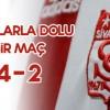Eskişehirspor 4-2 Sivasspor