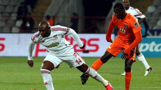 Sivasspor 2-2 Başakşehir