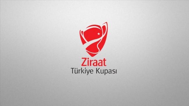 Ziraat Türkiye Kupası Son 16 Turu eşleşmeleri