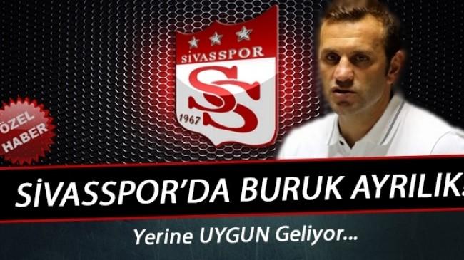 Sivasspor'da hoca değişiyor