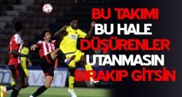 Sivasspor eriyip gidiyor