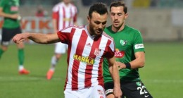 Denizlispor-Sivasspor: 2-3 maç sonucu