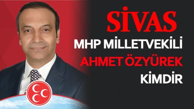 Ahmet ÖZYÜREK Kimdir?