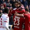 Sivasspor – Samsunspor: 2-1
