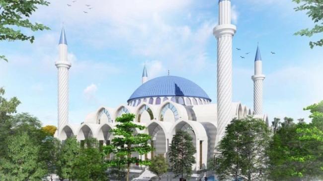 Sivas'ın en büyük camisi yapılacak