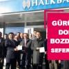 Gürün'de Dolar'a hayır kampanyası