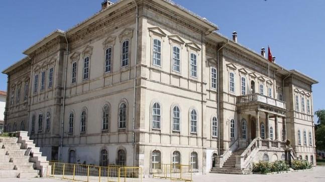 Kongre Binası Atatürk ve Etnografya Müzesi