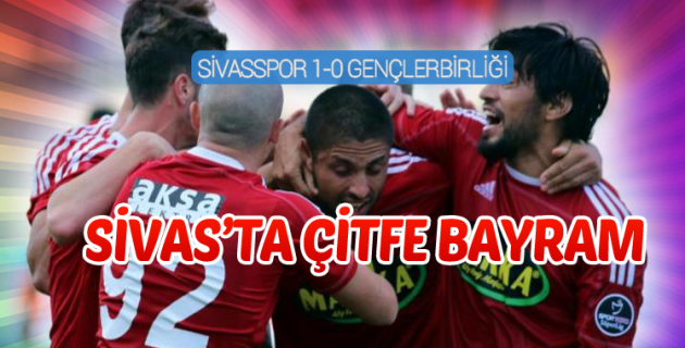 Sivasspor 3 puanla tanıştı
