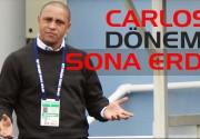 Carlos ile yollar ayrıldı
