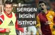 Sergen'in transfer listesinde onlar var