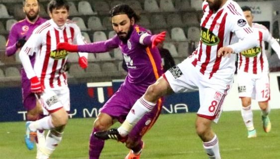 M.Sivasspor 2-3 Galatasaray