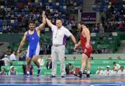 Yiğido Taha AKGÜL'den altın madalya