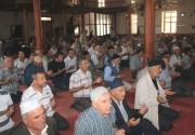 AKP ve Ülkü ocaklarından şehitlerimiz için gıyabi cenaze namazı
