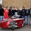 CÜ öğrencileri su ile çalışan araba yaptılar