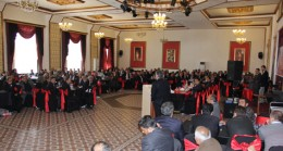 BBP toplantısını Sivas'ta yaptı