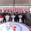 Taraftarlar Sivas Arena ismini istemiyor