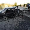 Sivas'ta iki araç birbirine girdi