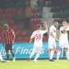 Sivas'tan Gol Şov: 0-4