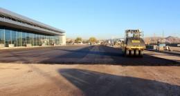 Terminal açılışa hazırlanıyor