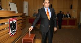 Sedat Özata yeniden il genel meclis başkanı