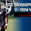 Sivasspor forvetini buldu