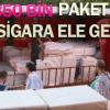 350 Bin Paket Kaçak Sigara Ele Geçirildi