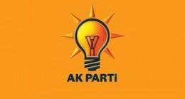 AK Parti Şarkışla ilçe kongresi yapıldı