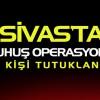 Sivas'ta fuhuş operasyonu